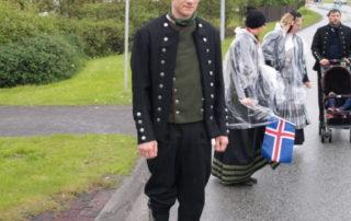 Annríki - Þjóðbúningar og skart - Herrabúningur.