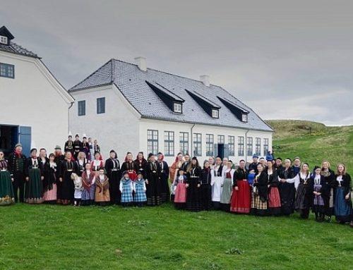 Útskrift og afmælisfögnuður